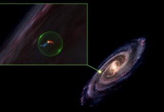 Araştırmacılar, Samanyolu Galaksisi'nde Devasa Bir Boşluk Keşfetti