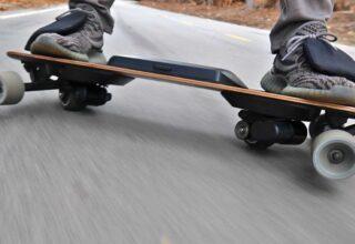 Asfaltı Uludağ'a Çeviren, Snowboard Hissiyatlı Kaykay: Summerboard SBX