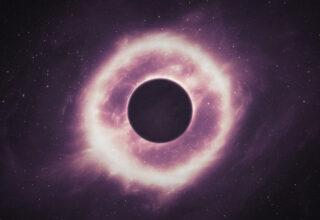 Aşk Acısı mısın: Bir Yıldızı İçinden Yiyen Kara Delik Keşfedildi