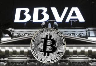 Bankacılık Devi BBVA'nın İsviçre Kolu, Kripto Para Cüzdanı Çıkarıyor