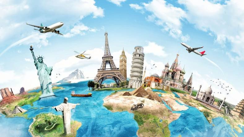 Bilgisayar Karşısında Dünya Turu: Dünya'nın Her Köşesini İstediğiniz Gibi Gezmenizi Sağlayan İnternet Sitesi