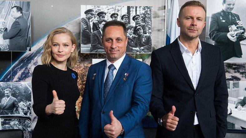 Bir de Sinema Sektörü Bitti Derler: Rusya, Önümüzdeki Ay Uzayda Film Çekecek