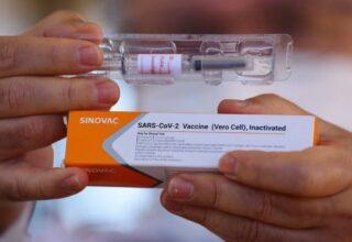 Brezilya'da Yetkisiz Bir Tesiste Üretilen 12 Milyon Doz Sinovac Aşısının Kullanımı Durduruldu