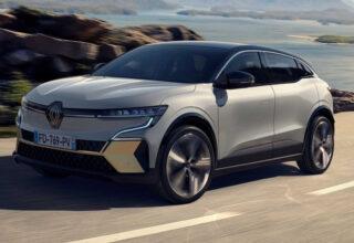 Bu Nasıl Megane: SUV'a Dönüştürülen Renault Megane E-Tech Electric Tanıtıldı
