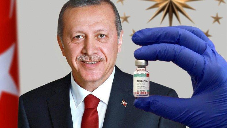 Cumhurbaşkanı Erdoğan'dan Yerli Aşı TURKOVAC'la İlgili Önemli Açıklama: İnsanlığın Hizmetine Sunacağız