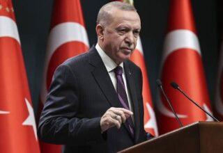 Cumhurbaşkanı Erdoğan, Kabine Toplantısının Ardından Konuşuyor [CANLI]