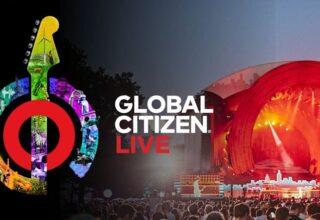 Daha Adil Bir Dünya İçin: 24 Saat Sürecek The Global Citizen Festivali Başladı