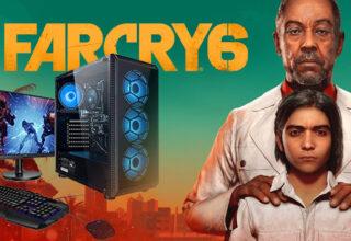 Far Cry 6'nın Oyuncuların Yüzlerini Güldürecek Sistem Gereksinimleri Açıklandı