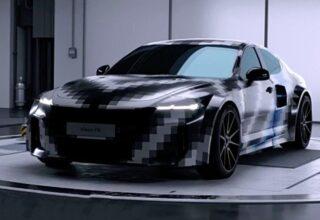 Görkemli Bir 'Hidrojen' Planı Açıklayan Hyundai, Dünyanın İlk Hidrojen Hibrit Spor Otomobilini Tanıttı