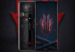 İçi Dışı Bir Oyuncu Telefonu Nubia RedMagic 6S Pro Duyuruldu