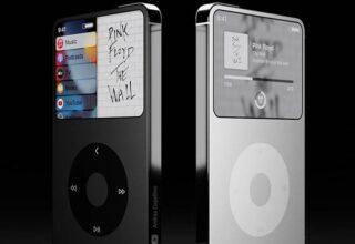 iPod'ın iPhone 13'ten İlham Alınarak Tasarlanan 2021 Konsepti Ortaya Çıktı