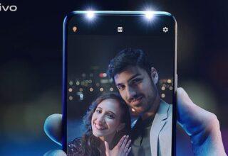 Ön Tarafta Çift LED Flaş ile 'Düşük Işıkta Selfie' Sorununu Çözen Telefon: vivo V21 Türkiye'de