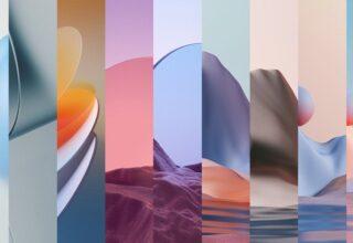 OPPO Telefonların Yeni Duvar Kağıtları, Daha ColorOS 12 Duyurulmadan Ortaya Çıktı [Hemen İndirebilirsiniz]