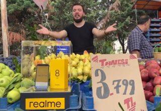Realme Türkiye'den Ülke Ekonomisine Göndermeli 'Salı Pazarı' Temalı Reklam [Video]