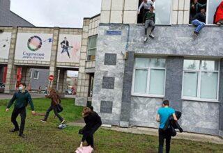 Rusya'da Bir Üniversitede Silahlı Saldırı Düzenlendi: Bölgeden Korkunç Görüntüler Geliyor [Video]
