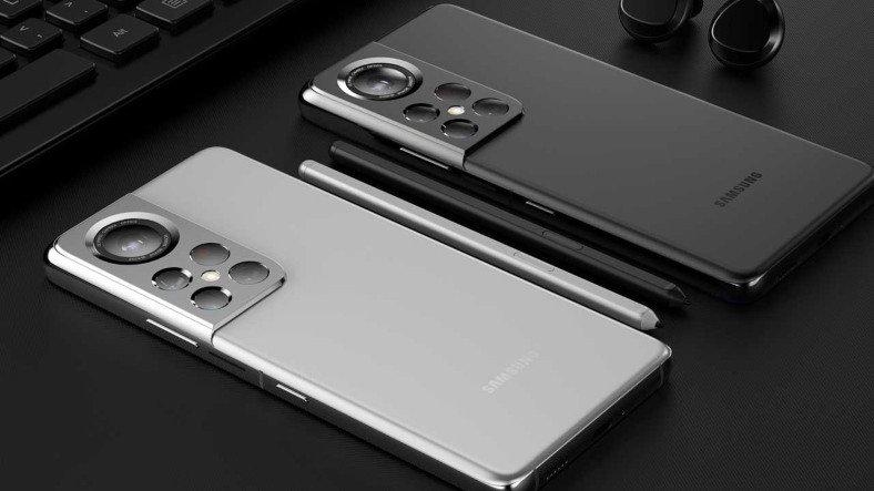 Samsung Galaxy S22, S21'den Daha Küçük Olabilir