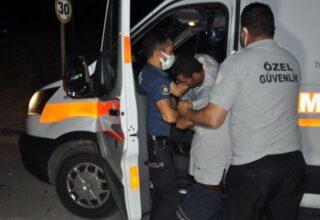 Sanırsın GTA Oynuyor: Karaman'da Bir Vatandaş, Ambulans Kaçırmaya Çalıştı [Video]