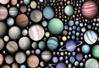 Şimdiye Kadar Keşfedilmiş Tüm Ötegezegenlerin Üç Boyutlu Modellerine Ulaşabileceğiniz İnternet Sitesi