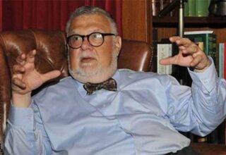 Taciz 'Anısını' Anlatan Prof. Dr. Celal Şengör'e Soruşturma Açıldı