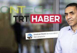 TRT Haber, Prifzer'in 1 Trilyon(!) Doz Aşı Üreteceğini Yazdı, Diğer Siteler Onu Takip Etti: İşte Tepkiler