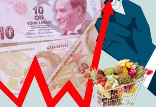 TÜİK, Enflasyon Verilerini Açıkladı: İşte Ağustos Ayında Fiyatı En Çok Artan Ürünler