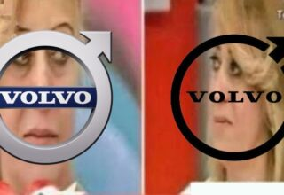 Volvo, Yeni Logosunu Paylaştı (Tasarımcı Bunu Nasıl Kabul Ettirdi Acaba)
