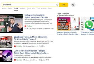 Yandex Video Arama Nasıl Kullanılır?